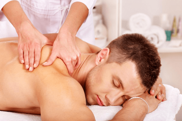 Deep Tissue Massage in Delhi and Gurgaon