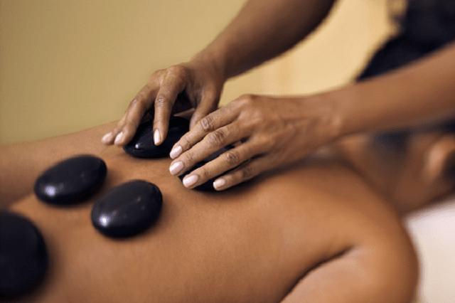 Hot Stone Massage in Delhi and Gurgaon
